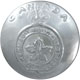 Chrome Canada General Service Button Large
