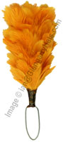 GlengarryHats.com Bronze Feather Hackle