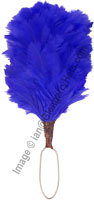 GlengarryHats.com Royal Purple Feather Hackle