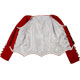 SOBHD Red Velvet Highland Dancing Jacket